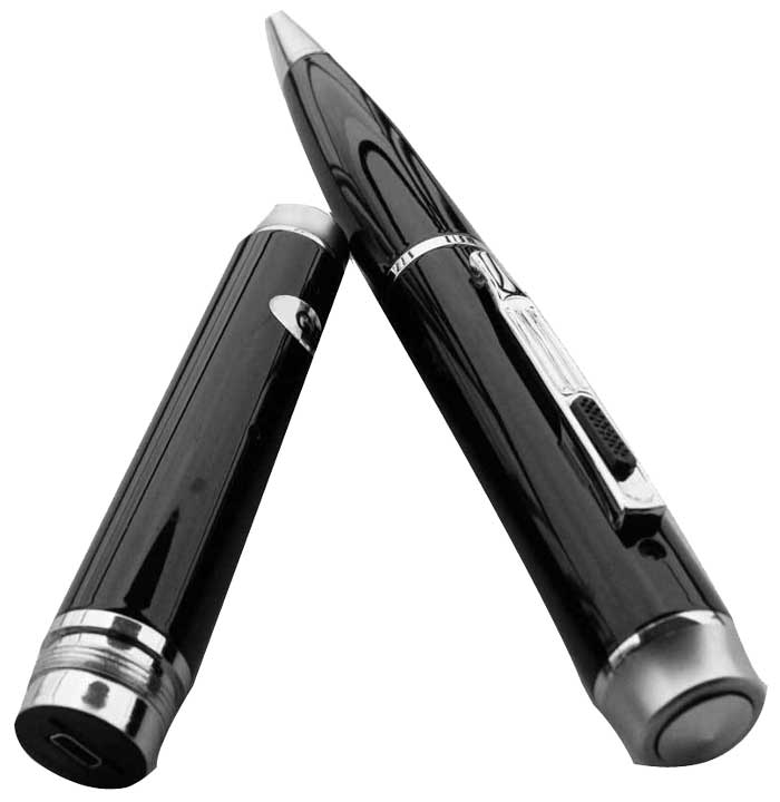 เทคโนโลยีการสอดแนมที่มาในรูปแบบปากกา