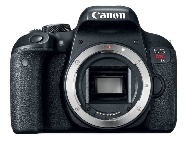 คุณสมบัติของกล้อง Canon EOS 800D ตัวใหม่ล่าสุด