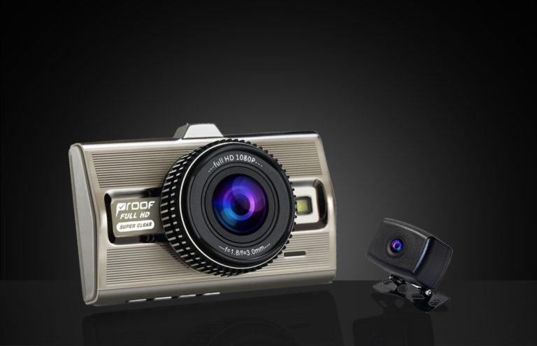 Proof Platinum II Dual สุดยอดกล้องติดรถยนต์ที่คนนิยมใช้มากที่สุด
